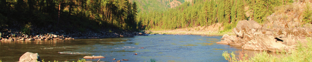 Middle Fork of Salmon River Whitewater Adventure
