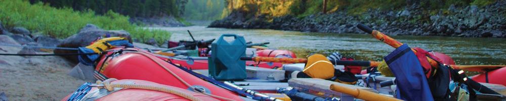 Whitewater Rafting Salmon River Idaho