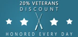 Veterans Rafting Discount