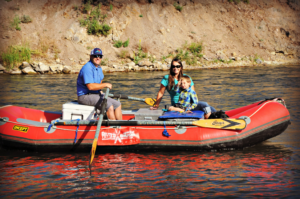 Owner Rafting Guide - Breann Matt Green